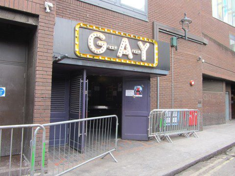 TravelGay recommendation G-A-Y Late