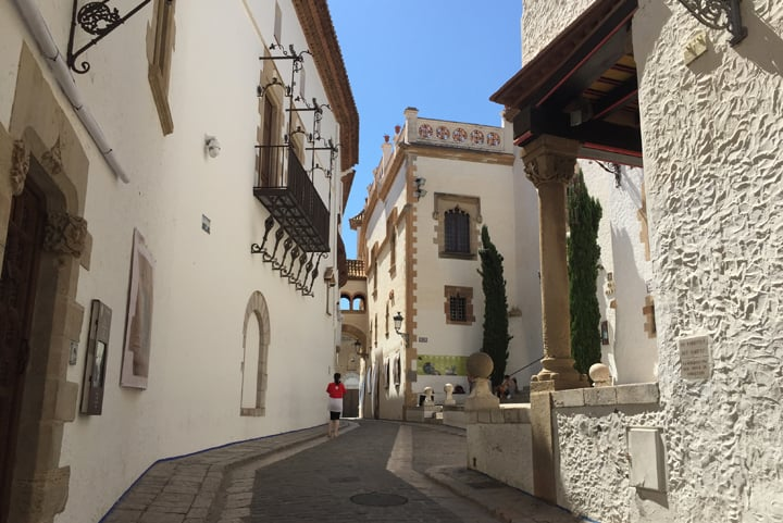 sitges-old-town