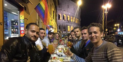 Gay Parties and Events in Rome
