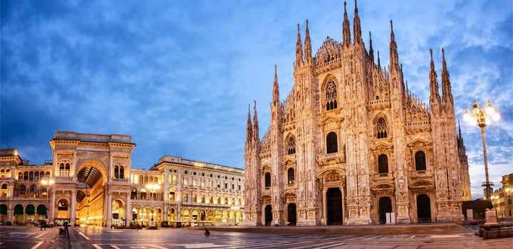 Gay Parties and Events in Milan
