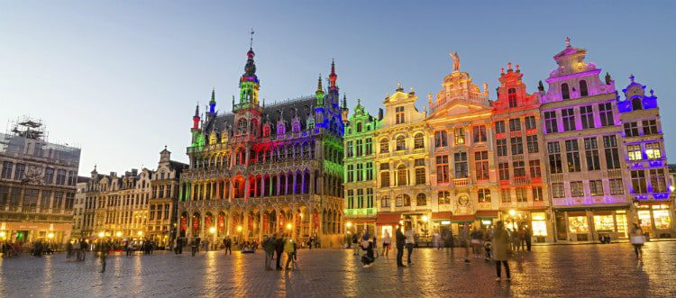 Gay Brussels · City Guide