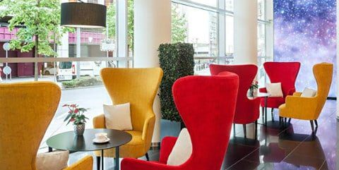 image of NH Collection Frankfurt City Center