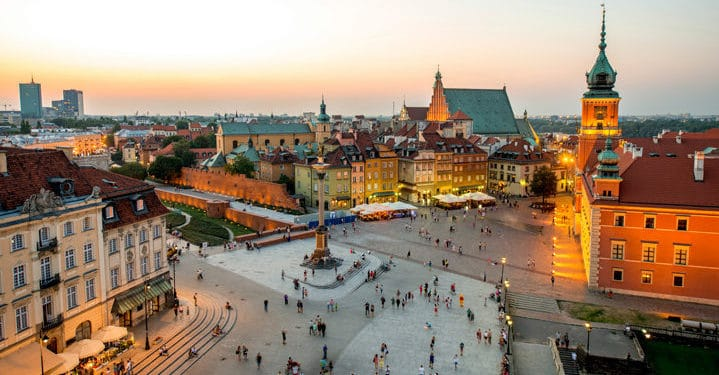 Gay Warsaw · City Guide