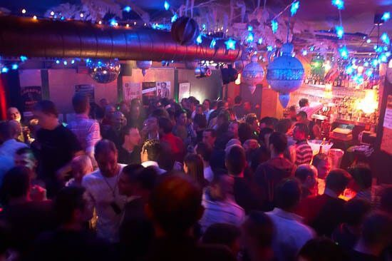 Toulouse Gay Dance Clubs & Parties