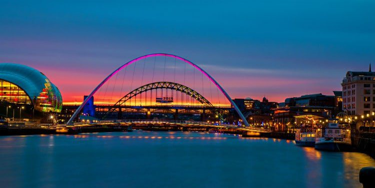 Gay Newcastle · City Guide
