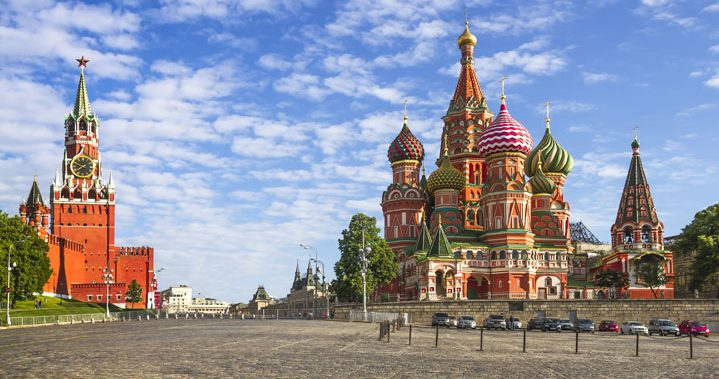 Gay Moscow ·City Guide