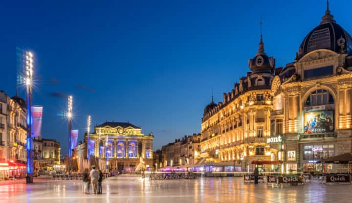 Gay Montpellier · Hotels