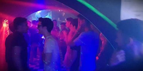TravelGay recommendation REBEL Club – CLOSED
