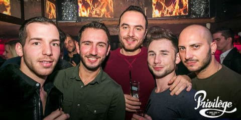 Gay Lille Bars, Clubs, Saunas and Hotels