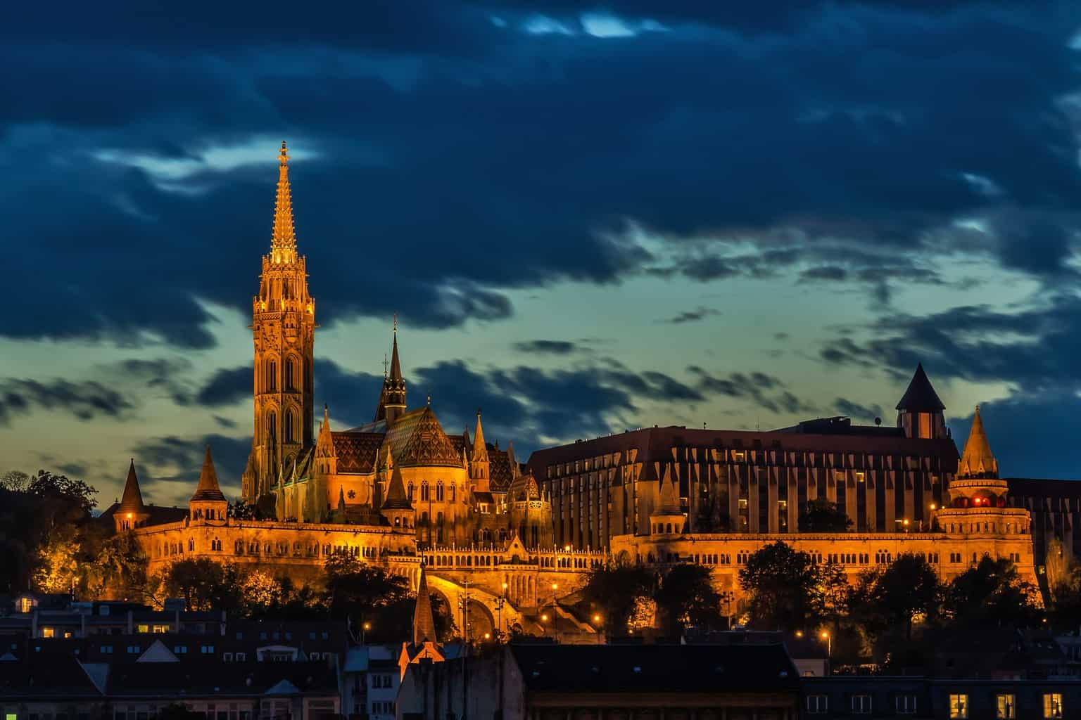 Gay Parties and Events in Budapest