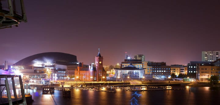 Gay Cardiff · City Guide