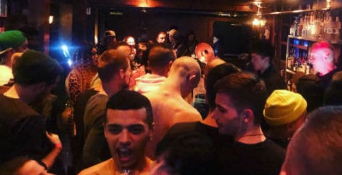 Seattle Gay Dance Clubs