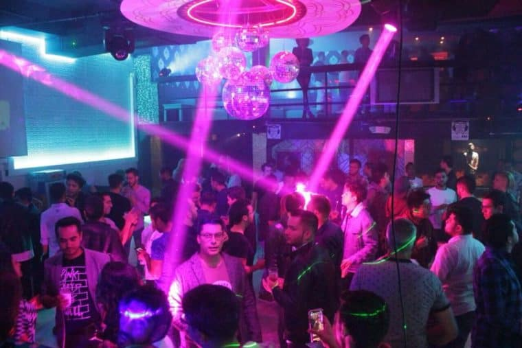 Gay Quito Dance Clubs