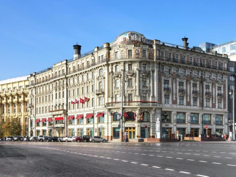 Hotel National Moscow