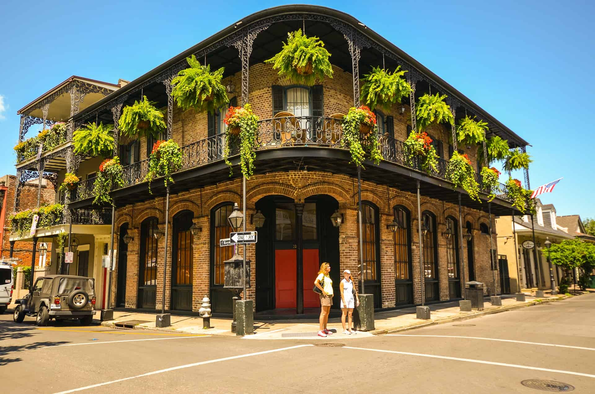 New Orleans Gay Bars