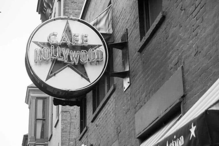 TravelGay recommendation Cafe Hollywood