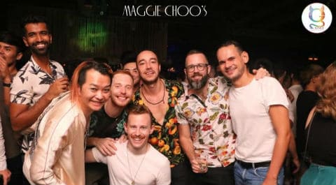 TravelGay recommendation Sunday Gay Night @ Maggie Choo's – CLOSED
