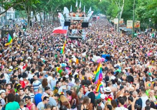 Gay Parties and Events in Madrid