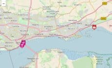Dundee Map