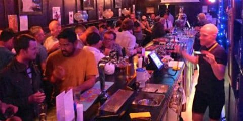 S&M's Cocktail Bar & Lounge