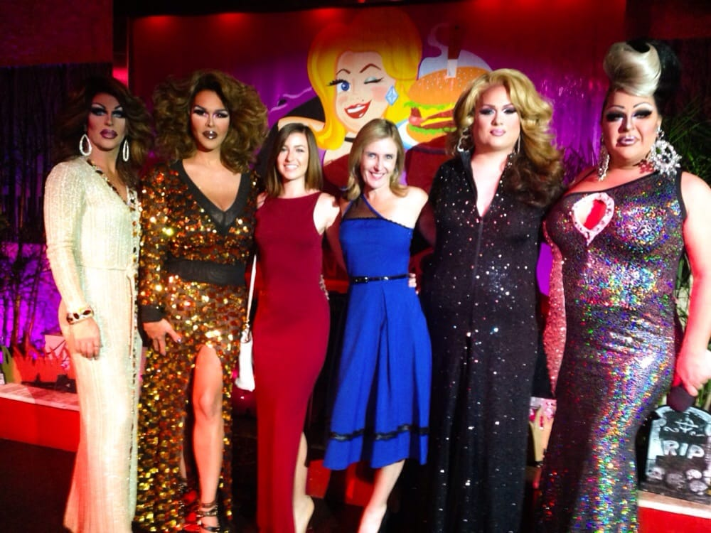 TravelGay recommendation Hamburger Mary's Clearwater
