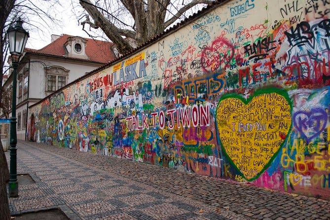 Contemporary Prague: Self-Guided Walking Tour with Mobile App