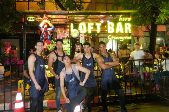 Gay Parties and Events in Chiang Mai