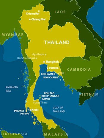 Gay Thailand · Country Guide
