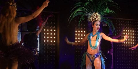 TravelGay recommendation The Cabaret Samui @ THE STAGE