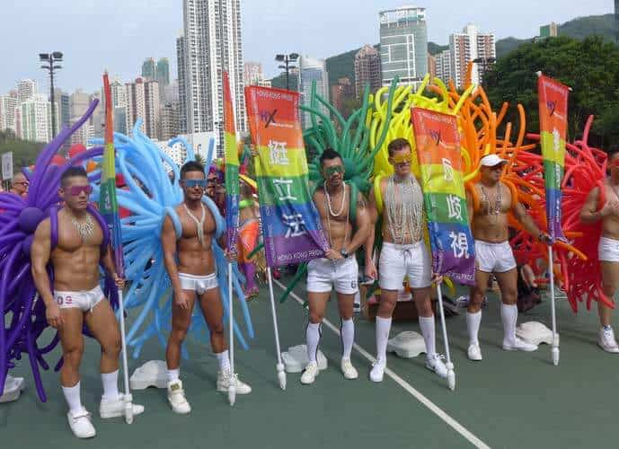 Gay Parties and Events in Hong Kong