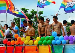 Gay Taichung · City Guide
