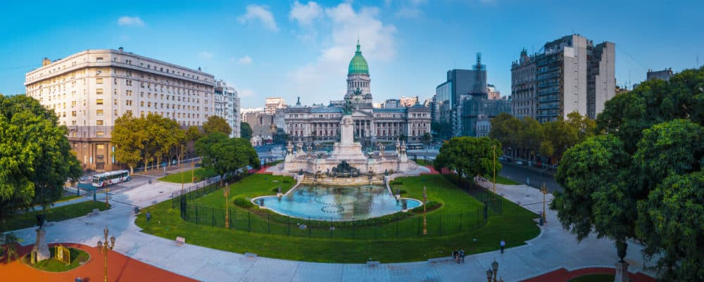Gay Buenos Aires · City Guide